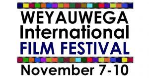 Picture of the Weyauwega International Film Festival logo
